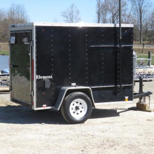 Trailer Right Side